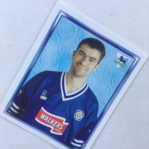1997/98 Julian Watts Leicester City Merlin Football Sticker