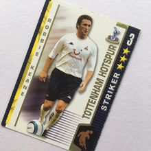 2004/05 Robbie Keane Tottenham Shoot Out Trading Card