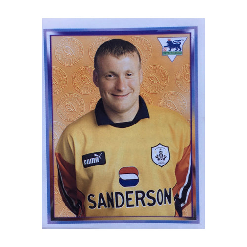1997/98 Kevin Pressman Sheffield Wednesday Merlin Football Sticker