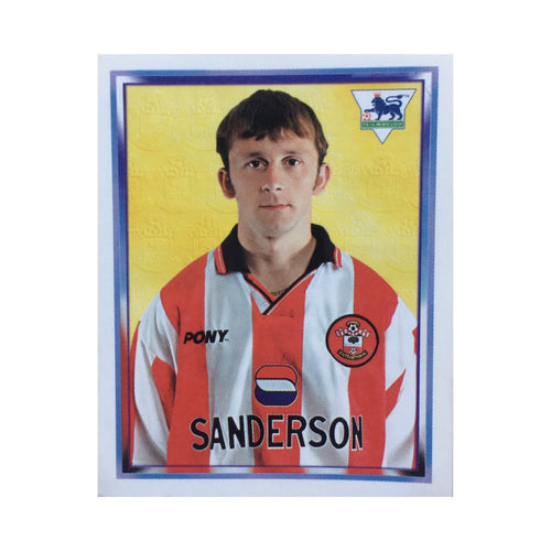 1997/98 Lee Todd Southampton Merlin Football Sticker