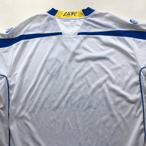 2008/09 Leeds United Home Shirt - XXL