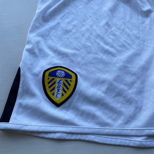2004/05 Leeds United Home Shorts - S