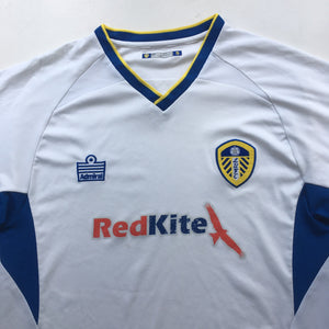 2007/08 Leeds United Home Shirt - S