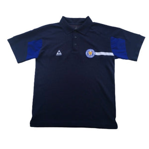 2003/04 Leicester City Training Polo Shirt - L