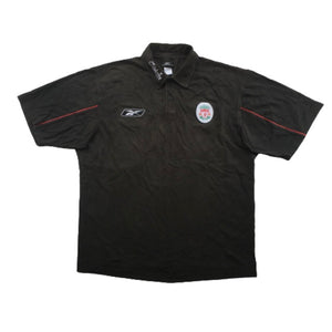 2003/04 Liverpool Training Polo Shirt - XL