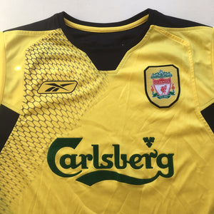 2004/05 Liverpool Away Shirt - XS