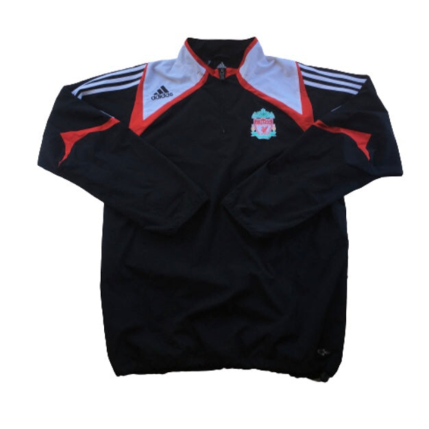 2007/08 Liverpool Training Jacket - L
