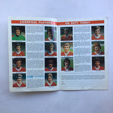 1978 Liverpool v Nottingham Forest League Cup Final Match Programme