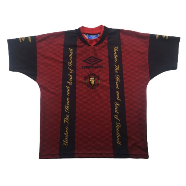1996/97 Manchester United Training Shirt - XS (Y)