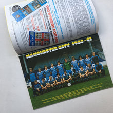 1981 Manchester City v Tottenham FA Cup Final Matchday Programme