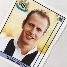 1995/96 Marc Hottiger Newcastle United Merlin Football Sticker