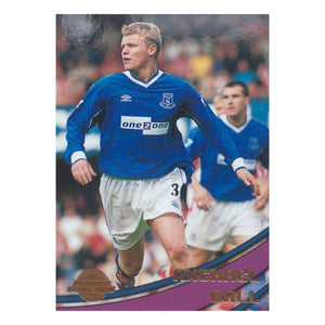 2000 Michael Ball Everton Premier Gold Trading Card