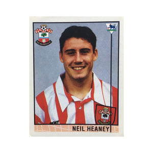 1995/96 Neil Heaney Southampton Merlin Football Sticker