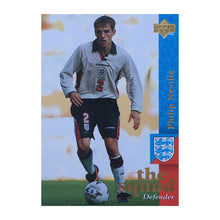 1998 Phil Neville England Upper Deck Trading Card