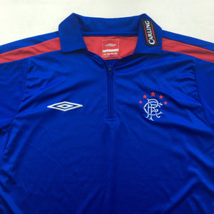 2007/08 Rangers Training Shirt - L