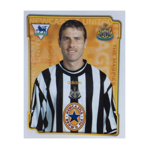 1998/99 Rob Lee Newcastle United Merlin Football Sticker