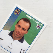 1996/97 Ronny Rosenthal Tottenham Merlin Football Sticker