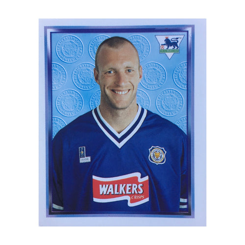 1997/98 Spencer Prior Leicester City Merlin Football Sticker