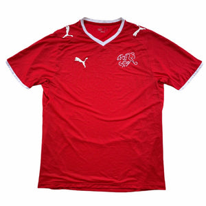 2008/10 Switzerland Home Shirt - M