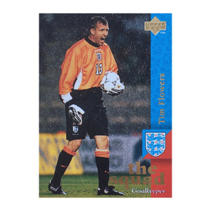 1998 Tim Flowers England Upper Deck Trading Card