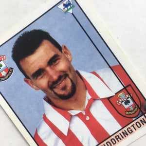 1995/96 Tommy Widdrington Southampton Merlin Football Sticker