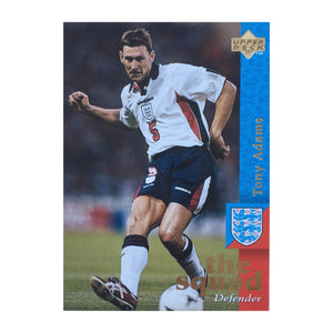 1998 Tony Adams England Upper Deck Trading Card