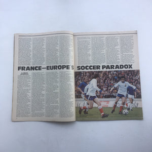 1979 Soccer Monthly Magazine