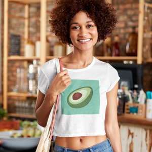 AVOCADO - Crop Tee