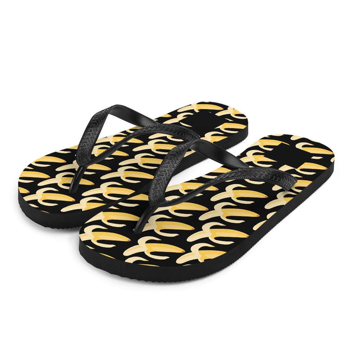 BANANA - Flip-Flops - Always Hungry Fashion