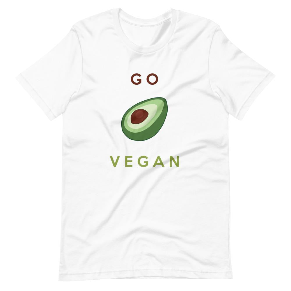 GO VEGAN - Women's Shirt - Always Hungry Fashion