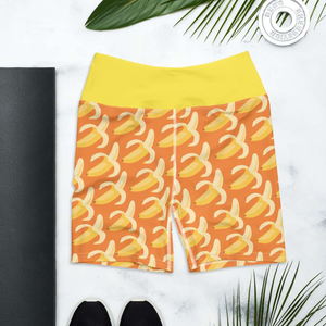 BANANA - Biker Shorts - Always Hungry Fashion
