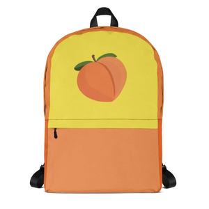 PEACH - Backpack - Always Hungry Fashion