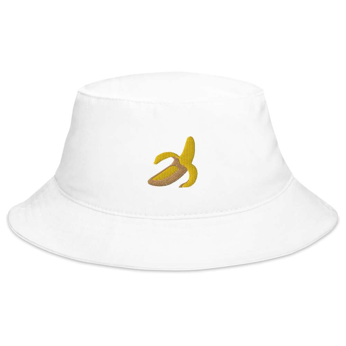 BANANA - Bucket Hat - Always Hungry Fashion