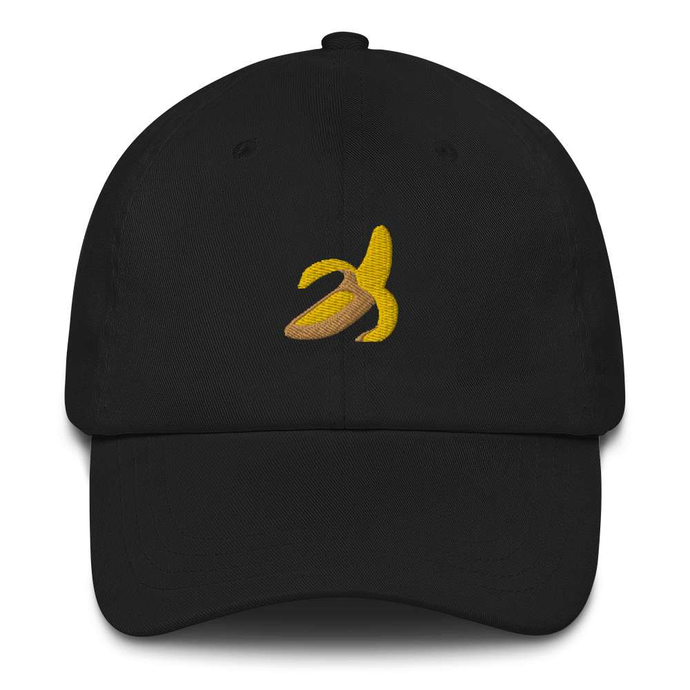 BANANA - Dad hat - Always Hungry Fashion
