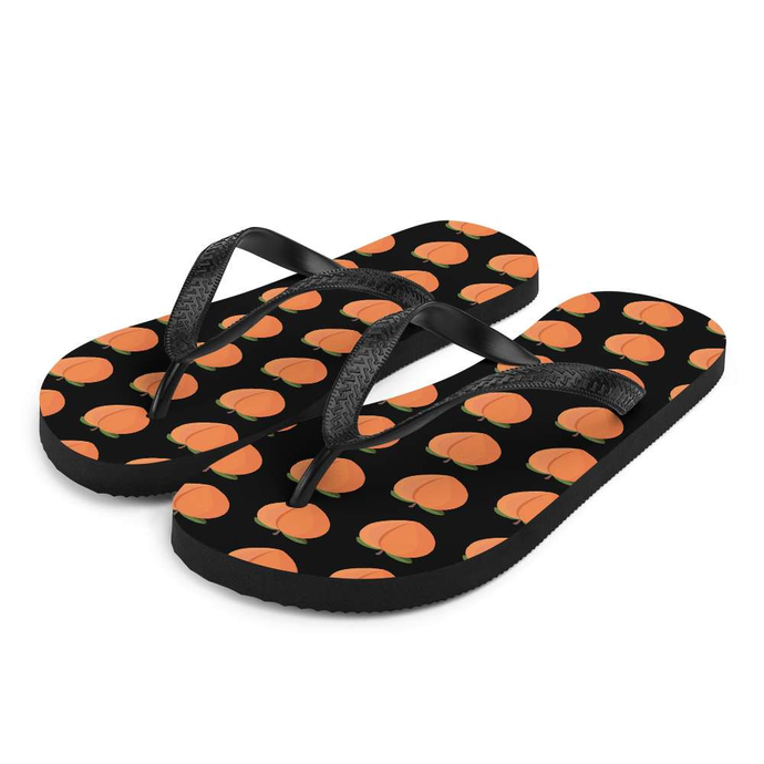 PEACH - Flip-Flops - Always Hungry Fashion
