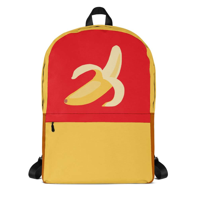 BANANA - Backpack - Always Hungry Fashion