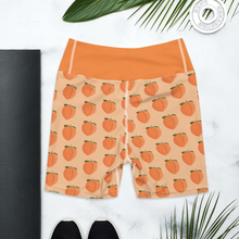 PEACH - Biker Shorts - Always Hungry Fashion