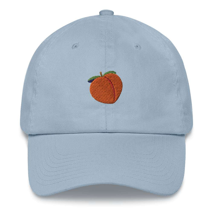 PEACH - Dad hat - Always Hungry Fashion