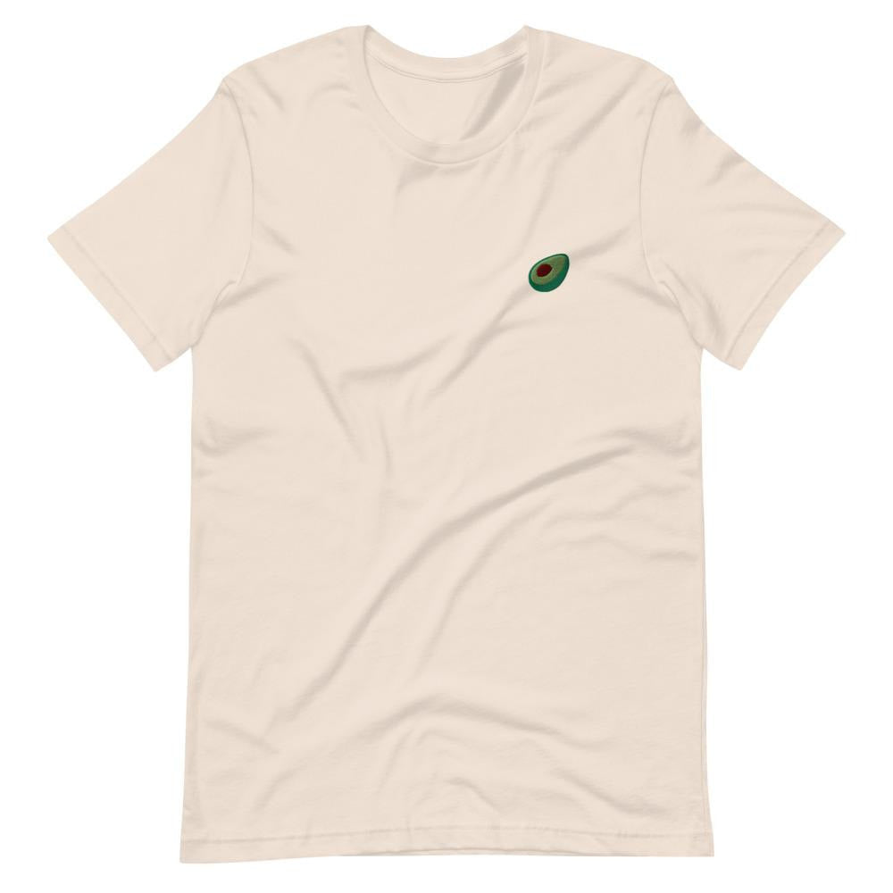 AVOCADO - Unisex Embroidered T-Shirt - Always Hungry Fashion