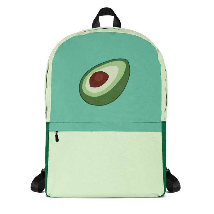 AVOCADO - Backpack - Always Hungry Fashion