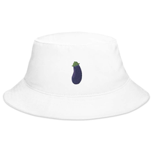EGGPLANT - Bucket Hat - Always Hungry Fashion