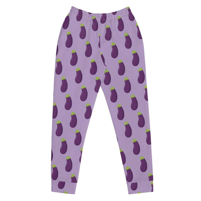 EGGPLANT - Women's Joggers - Always Hungry Fashion