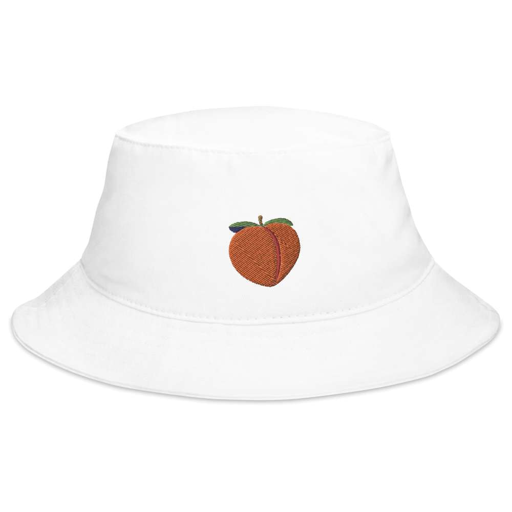 PEACH - Bucket Hat - Always Hungry Fashion
