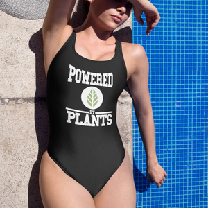 Powered By Plants One-Piece Swimsuit - Always Hungry