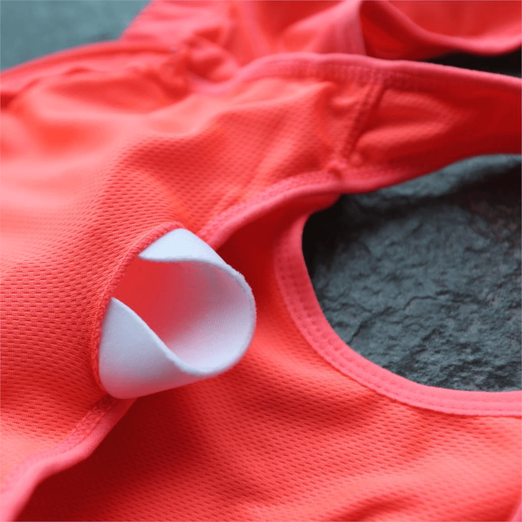 Front Zipper Sports Bras Pocket Picture