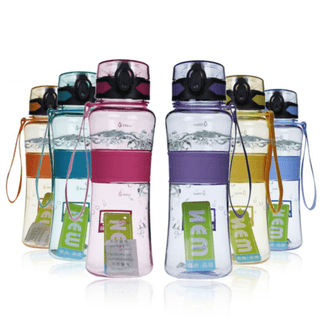 BPA Free Flip-Top Lid Water Bottle Main Picture