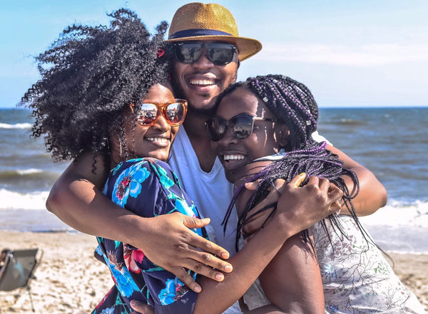 SUMMER HAIR CARE TIPS FOR BLACK MEN AND WOMEN