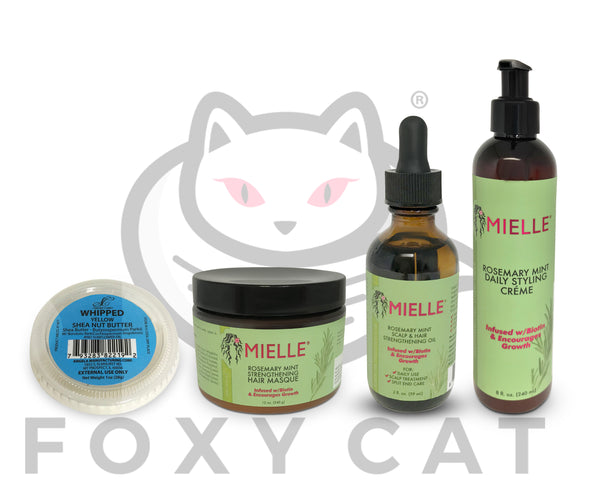 MIELLE® Rosemary Mint combo - Foxycat Edition