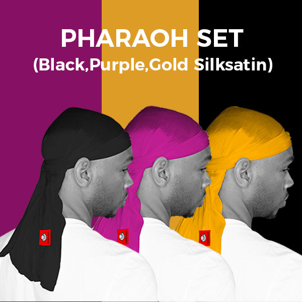 PHARAOH SET (Silksatin)