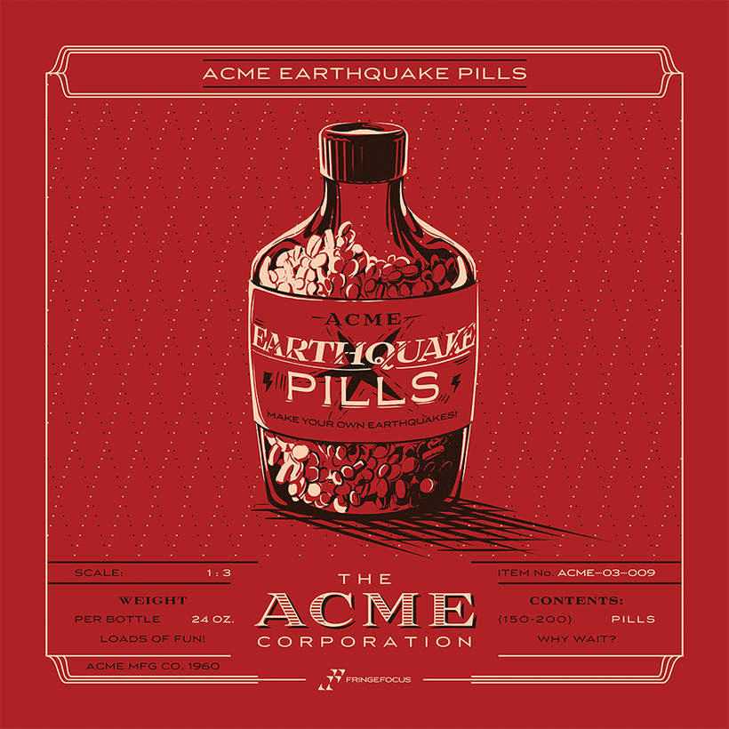ACME Inventory Series